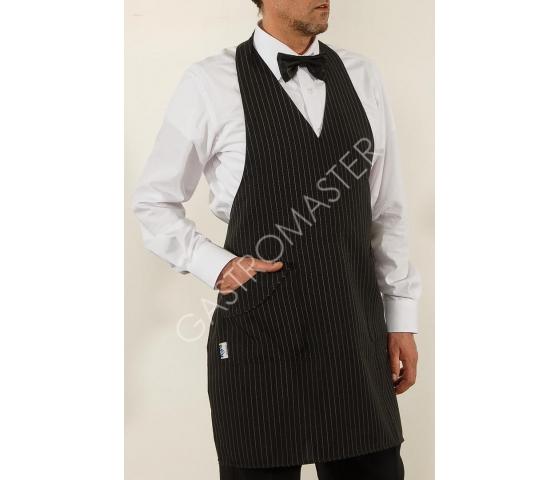 Konobarska uniforma , kecelja , kravata , košulja