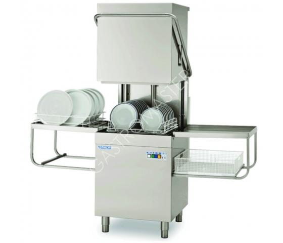 Mašina za pranje posuđa i čaša Mach