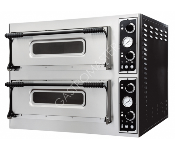 Dvoetažne pizza peći Prismafood